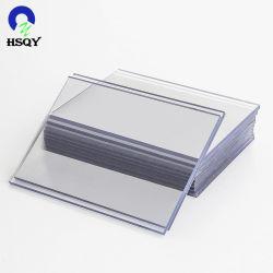 Filme de PVC transparente rígido profissional PVC plástico Clear Sheet com boa qualidade