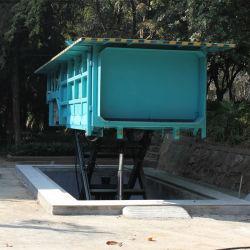 Costipatore dell'immondizia/stazione sotterranei 30-40t (LSY-10) di compressione
