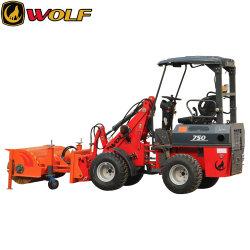 La construction de la machinerie lourde nouvelle chargeuse à roues pour la vente de la machine