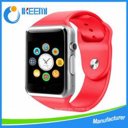 1.54 telefono Smartwatch dell'allarme Anti-Perso video FM MP3 A1 di sonno della macchina fotografica dello schermo di tocco di pollice Mtk6261