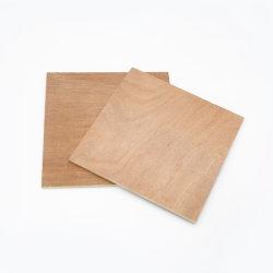 Мебель из тикового дерева/Okoume/Keruing/золы/Дуб/березы/Бук/Sapeli/Pencilcedar/Bintangor из твердых пород дерева тополь шпона, с которыми сталкиваются коммерческие фанерные листы на мебель
