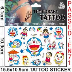 نقل المياه المؤقت Doraemon Tattoo (CG079)