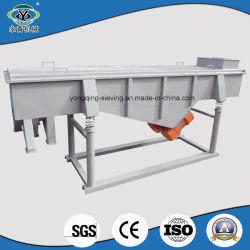 Dzsf Series Standard Solid o Liquid Linear Vibration Screen