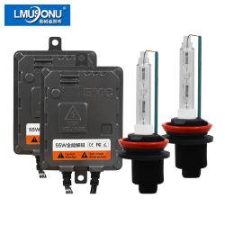 Haute qualité AC 12V 55W Kit voiture Canbus projecteurs Xenon HID phare H1 H3 H7 H11 9005 9006 9012 D2h 3000K 4300K 6000K 8000K
