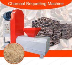 El polvo de madera de coco de biomasa briquetas de carbón haciendo de la máquina de prensa
