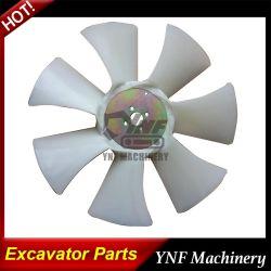 Ventilatore di motore dell'escavatore della Hyundai della pala di ventilatore R60-7 11m8-90540