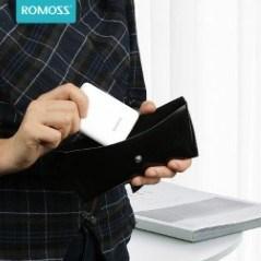 Карманный размер 5000Мач портативное зарядное устройство подарок Банка питания