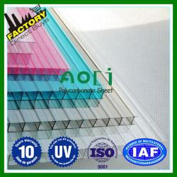 ورقة من مادة Makrolon Greenhouse مصنوعة من البولي كربونات