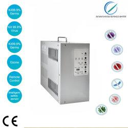 7g/H 원격 제어 휴대용 오존 발전기 기계 룸 살균제 오존 발생기 공기 정화기