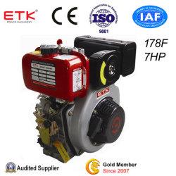 CE 및 ISO9001 승인 디젤 동력 엔진(ETK178F(E))