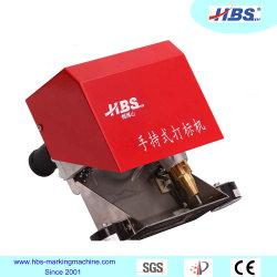 Ordinateur de poche portable pneumatique martelage de points de marquage marquage Machine/DOT Pin Code Vin de la machine