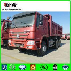 Sinotruck-HOWO 371HP 6X4 70tonne l'exploitation minière pour la vente de benne basculante de camion à benne