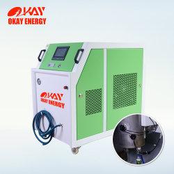 Oxyhydrogenガス装置の溶接の銅