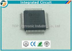 IC MCU 8 bits mqfp 32Ko de mémoire flash 52MHz puce 12.58Aduc848bsz32-5
