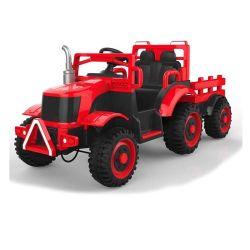 Поездка на трактора на автомобиле детские пластмассовые игрушки автомобиль