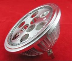 5W 7W 6W 9W G53 COB AR111/qr111 réglable LED Spotlight 12V/110V/220V/230V/240V