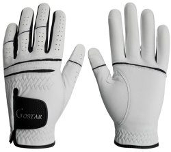 La mode en cuir véritable JYG-29147 Gants de Golf ()