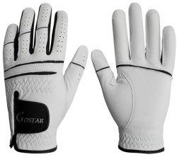 Form-echtes Leder-Golf-Handschuhe (JYG-29147)