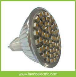 ضوء LED لموضع محدد (MR16-4W-60SMD-3528)