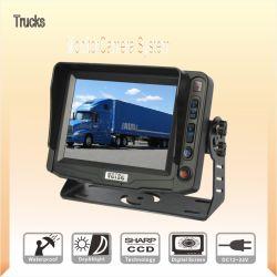Monitor per la visione posteriore con progetto di tensione libera per tutti i veicoli (SP-527)