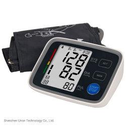 Marcação FDA ISO esfigmomanômetro Aprovado Pa Eletrônico OEM de máquina digital ODM do Braço Superior Sangue Digital Monitor de Pressão para Assistência Médica e Home