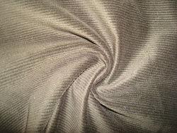 Toile de velours côtelé à armure sergé