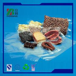 Vacío de nylon de alta calidad de plástico envases embutidos