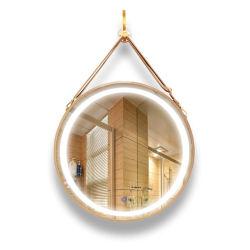 Salone di mobili luce LED Makeup Hotel bagno parete decorazione illuminata Specchio da camera