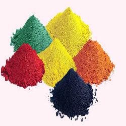 Polvere verde nera gialla rossa di vendita calda superiore di Feo in polvere indennità dell'ossido di ferro
