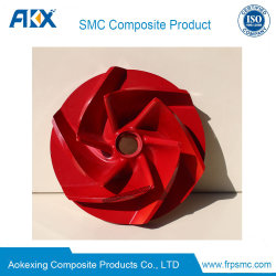 OEM SMC het Ontwerp van de Vorm van de Compressie voor Waterleaf van Fabriek Dongguan