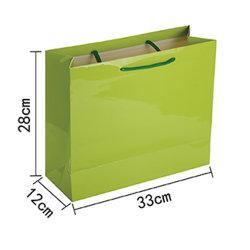 Sacco di carta personalizzato ambientale di disegno di qualità superiore dell'OEM per acquisto