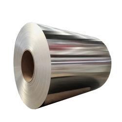 La norme ASTM A6061 en aluminium de qualité d'assurance de la bobine d'acier Prix en aluminium