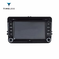 Automobile DVD di Timelesslong Andriod 6.0/7.1 per con/WiFi (TMT-9967) di golf 7 di Volkswagen ""