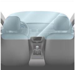 Китай на заводе 4мм 5 мммм толстых обрезать до размеров экрана акрилового покрытия барьер Plexiglass Sneeze ограждение для такси и аренда автомобилей