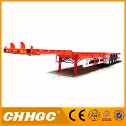 Hochleistungsbehälter-Ladung-Transport-LKW-halb Schlussteile des stahl-40FT/20FT