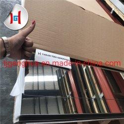 430 Tp430 AISI430 SUS430 스테인리스 스틸 시트 플레이트
