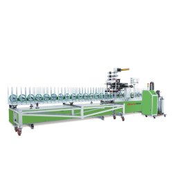 De hete Machine van de Laminering van de Smelting met pvc, Profiel WPC
