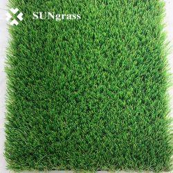U Vorm 35mm 4-tonen 18 Gras van de Tuin van het Gras van het Landschap van het Gras van het Gras van Steken het Synthetische Kunstmatige voor Decoratie