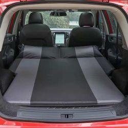 Kampierendes aufblasbares Auto-Bett für Rücksitz scherzt aufblasbare doppelte Bett-Matratze der Luft-SUV für Auto