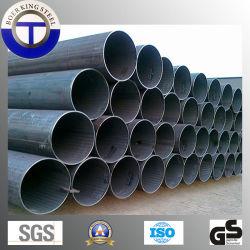 Fbe/3PE/3PP API 5L espiral de aço carbono soldado do tubo de água da pilha