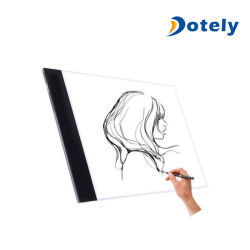 Scheda ultra sottile di rintracciamento dello stampino dell'illustrazione di animazione della copia LED del LED