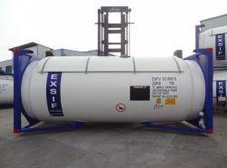 자동차 사용 ISO 탱크에 의하여 채워지는 R290 냉각제 가스