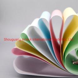 45g-60g de pâte à papier vierge /Pâtes mixtes du papier autocopiant /papier NCR /CB BFC CF