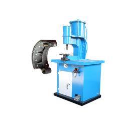 Patin de frein hydraulique de rivetage pneumatiques la machine