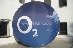 Los valores de fábrica MOQ 1PC de alta calidad personalizado grande comercial publicidad inflables globos de helio a la venta