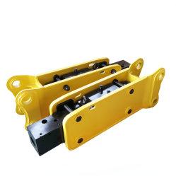 mit Soem-Lieferanten-hydraulischer konkreter Felsen-Unterbrecherjack-Hammer-aufladeninstallationssatz für Schienen-Ochse-Ladevorrichtungs-Miniexkavator