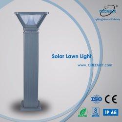 SCHIFFSPOLLER-Rasen-Licht des Gussaluminium-LED im Freien Solarfür Garten