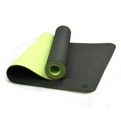 Venda por grosso de fábrica Eco Personalizado Tapete de Yoga TPE orgânicos para viagens