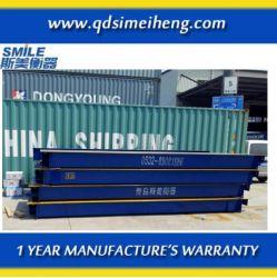 Simei 중국 3.2*16m 트럭 가늠자 계량대 No. 1 가중 해결책