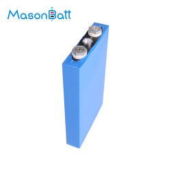Мейсон Batt ячейки с плоским экраном RV морской LiFePO4 3.2V 66 Ah Призматические элементы аккумуляторной батареи